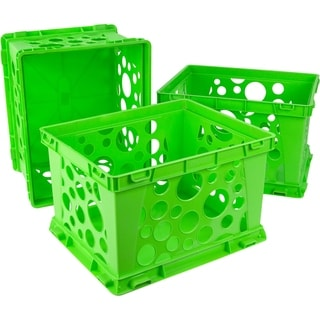 Storex Large Storage and Transport File Crate
