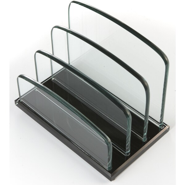 Storex Glass Vertical Sorter