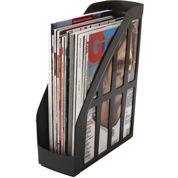 Recycled Magazine File