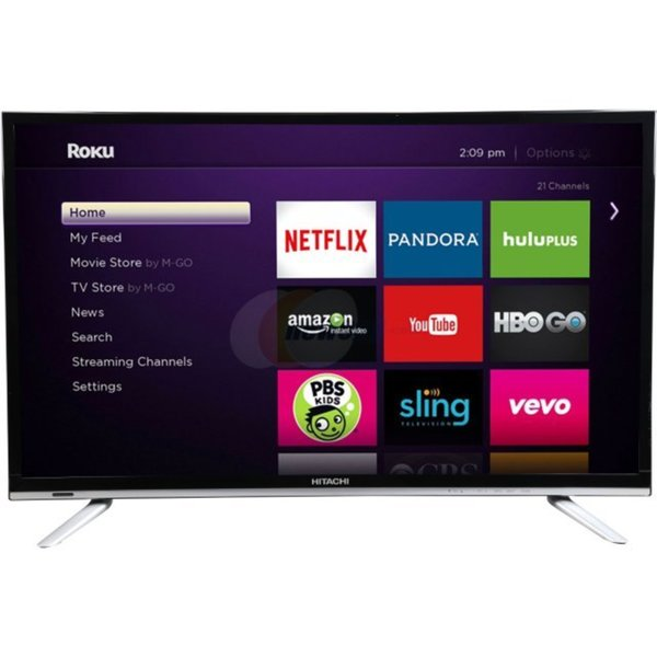 Hitachi 32-inch 1080p 60hz LED Smart HDTV (Refurbished)