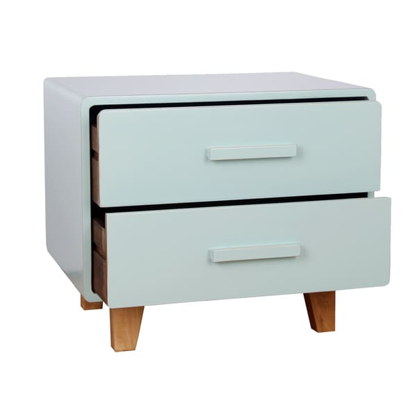 Juniper 2 Drawer Nightstand