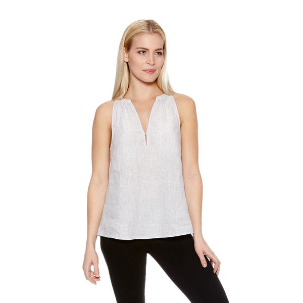 Joie Women's Eniko G Sleeveless V-Neck Top