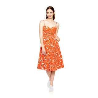 Joie Women's Vivany Floral Dress