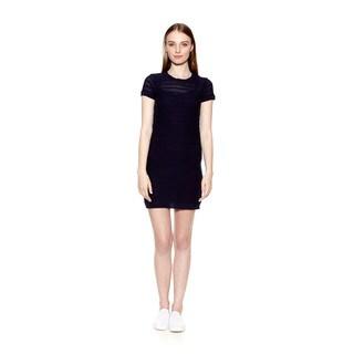 Joie Women's Shai Short Sleeve Knit Shirt Dress