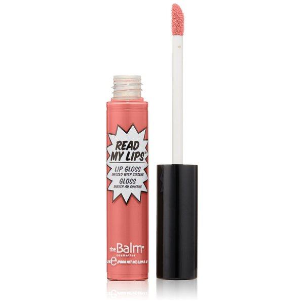 theBalm Read My Lips Bam! Lipgloss