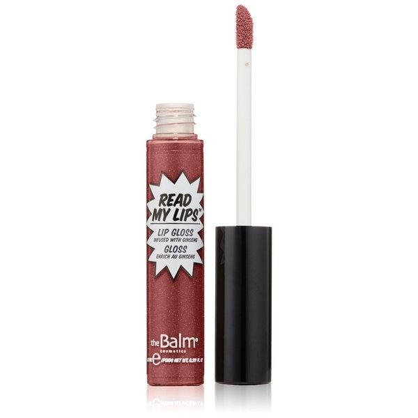 theBalm Read My Lips Boom! Lipgloss