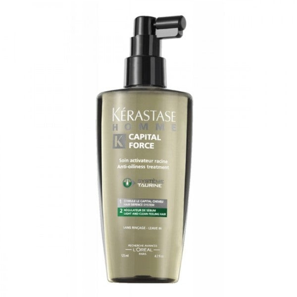 Kerastase Homme Capital Force Anti-Oiliness Shampoo
