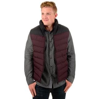 Vance Co. Men's Colorblocked Puffer Vest