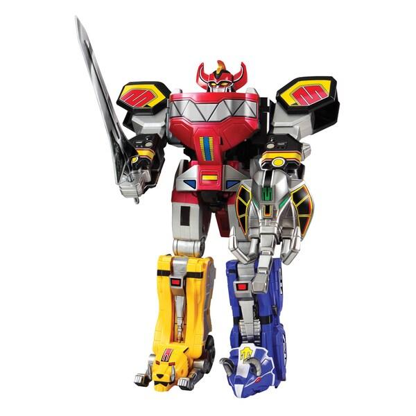 Bandai Power Rangers Legacy Megazord 16760742