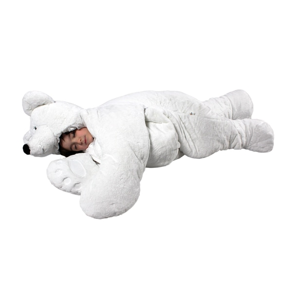 SnooZzoo Polar Bear Sleeping Bag