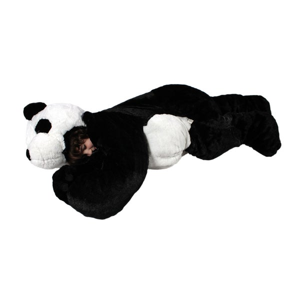 SnooZzoo Panda Sleeping Bag