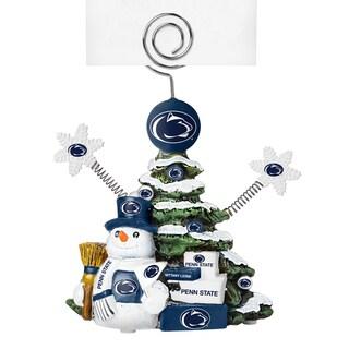 Penn State Nittany Lions Cast Porcelain Tree Photo Holder