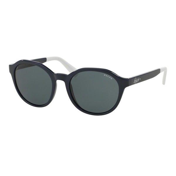 Ralph by Ralph Lauren Women's RA5193 Navy Plastic Phantos Sunglasses