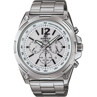 Casio Men's EFR-545BD-7BVCF Edifice Tough Solar Stainless Steel Watch