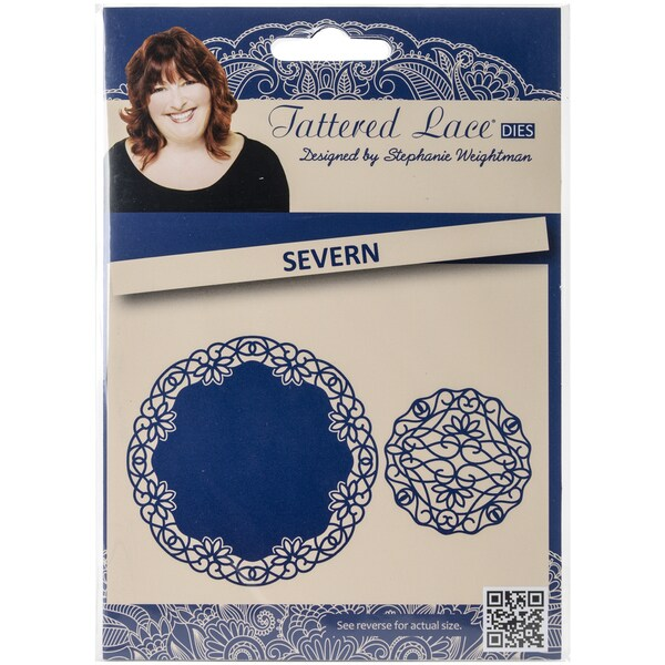 Tattered Lace Metal Die-Severn