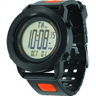 Columbia Men's CT100800 Basecamp II Digital Display Quartz Black Watch