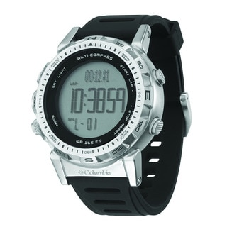 Columbia Men's CT013005 Ascent Digital Display Quartz Black Watch