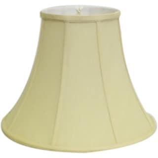 Beige Bell Silk Shade