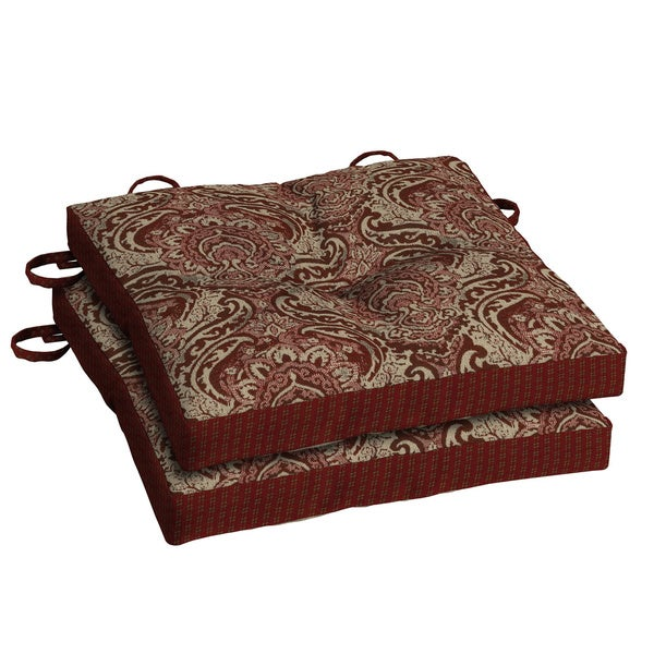 Bombay Outdoors Venice Bistro Cushion - (2-pack)