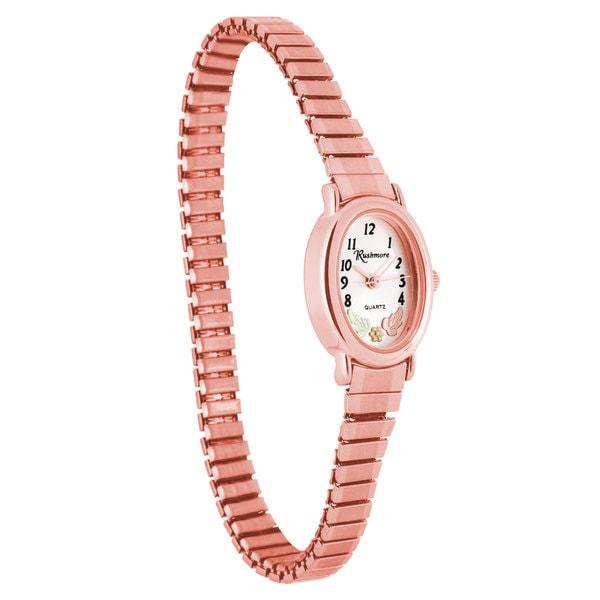 Black Hills Rose Gold-Tone Watch