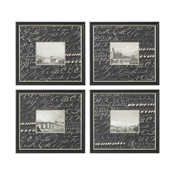Bridges Framed Wall Art