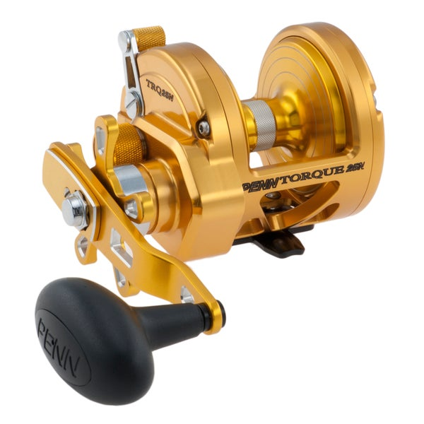 Penn Torque Gold Star Drag Reel 25N