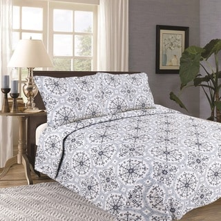 Maribel Collection 3-piece Quilt Set