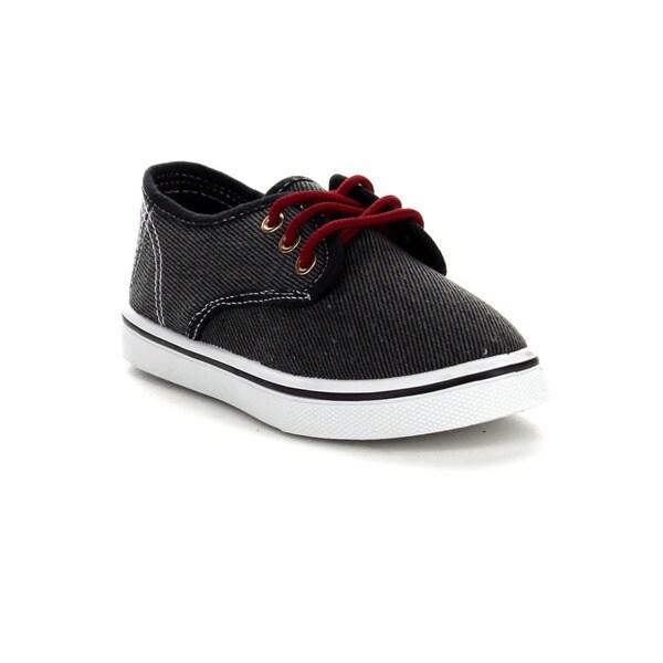 Beston Ga96 Children's Basic Lace Up Shoes