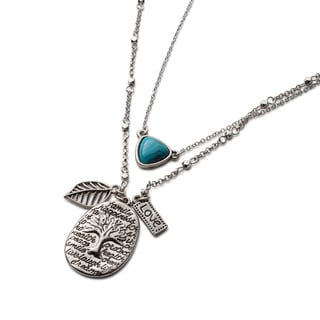 Tree of Life Positive Love Necklace
