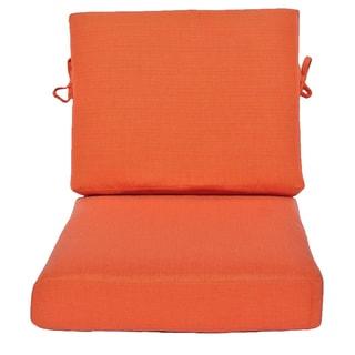 Sunbrella Back and Seat Club Chair Cushion