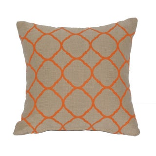 Sunbrella Geometric Outdoor Throw Pillow