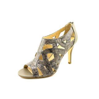Calvin Klein Women's 'Kiani' Snakeskin Sandals