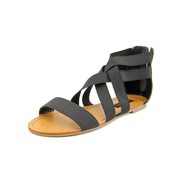 Material Girl Women's 'Ariel' Basic Textile Sandals