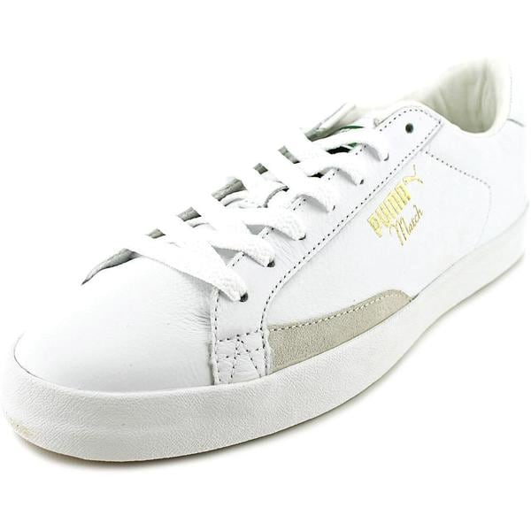 Puma Men's 'Match Vulc' Leather Athletic