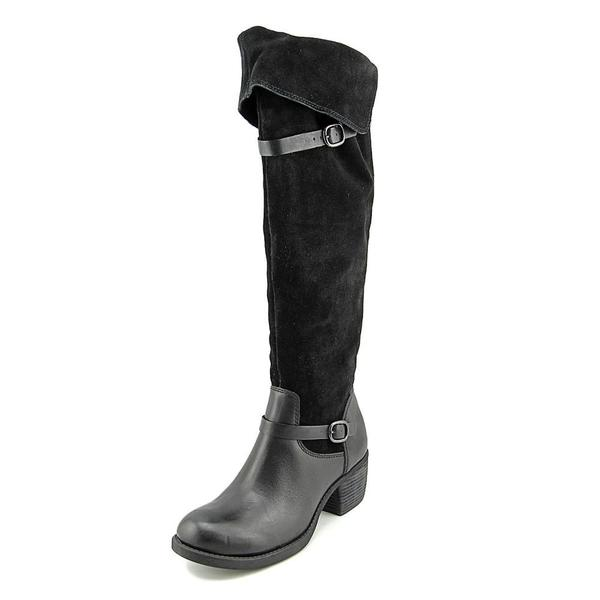 Lucky Brand Women's 'Roller' Leather Boots