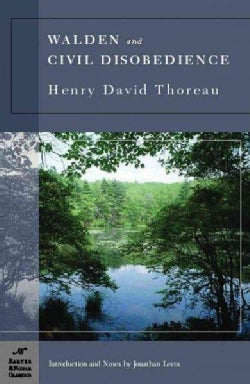 Walden And Civil Disobedience (Paperback)