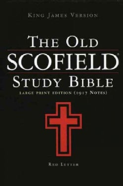 The Scofield Study Bible/KJV (Hardcover)