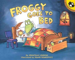Froggy Goes to Bed (Paperback)