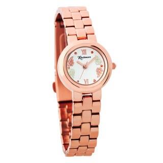 12k Black Hills Gold Women's Rose-tone Watch