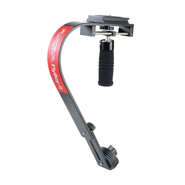 Flycam Flyboy-II Mini Steadycam Supporting Cameras Weighing Upto 1.5kg / 3.3lbs (FLCM-FB2-B)