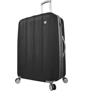 Mia Toro Italy Mezza Tasca 24-inch Expandable Hardside Spinner Upright Suitcase