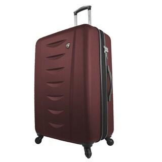 Mia Toro Italy Tasca Moderna 24-inch Expandable Hardside Spinner Upright Suitcase