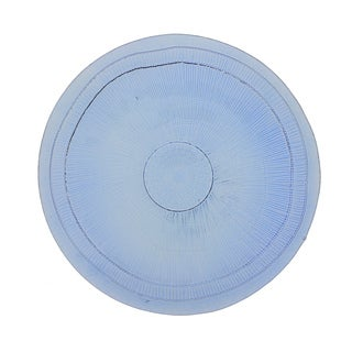 French Home 11-inch Sapphire Blue Birch Dinner Plate (Set of 4)