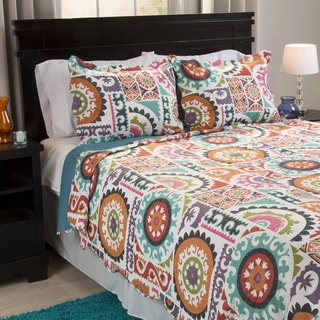 Windsor Home Galina 3-piece Quilt Set