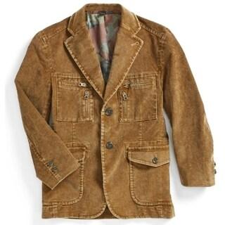 Boys' Kroon Washed Corduroy Jacket