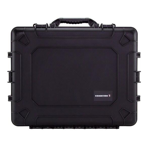 Condition 1 Case #024 with Foam Airtight/ Watertight