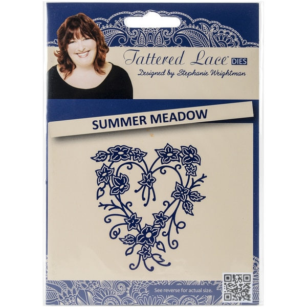 Tattered Lace Metal Die-Summer Meadow