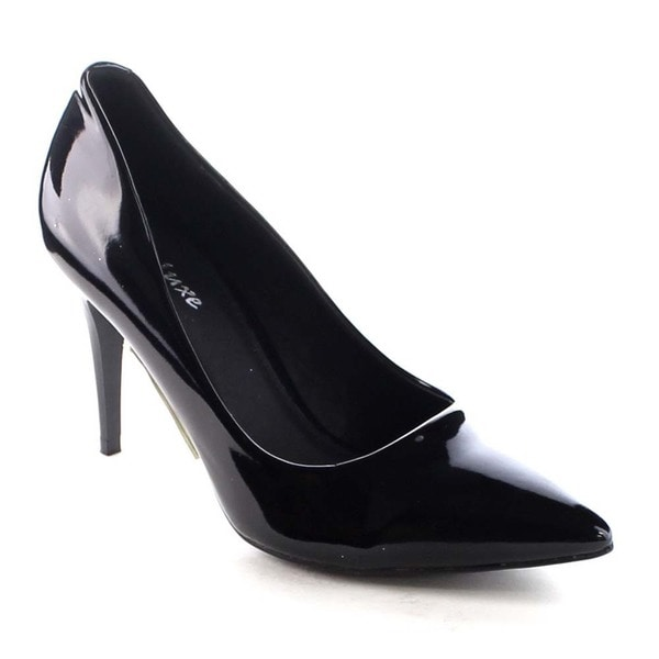 Beston BB30 Women's Pointed Toe Stiletto Heel Pumps