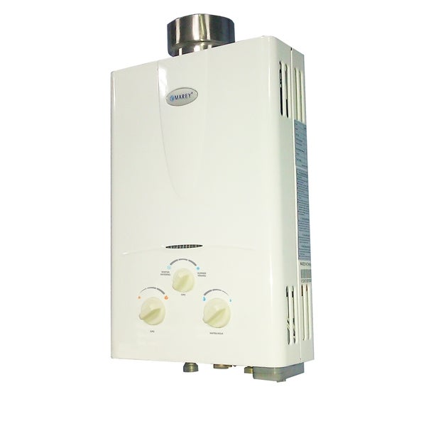 Marey Power Gas 5L Liquid Propane Tankless Water Heater