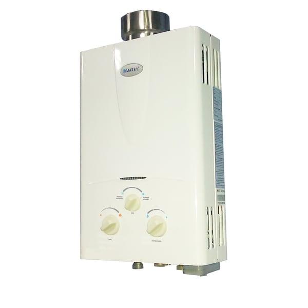 Marey Power Gas 5L Liquid Propane Tankless Water Heater 16773573